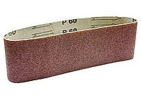 Лента абразивная бесконечная, P 60,  75 х 533 мм, 3 шт.// MTX 74282 742829