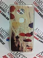 Оригинальный чехол панель накладка для Huawei GR5 Honor 5X с рисунком Зонтики