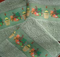Полотенце для кухни Nostra Овощи 40х60 см