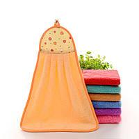 Кухонные плюшевые полотенца для рук