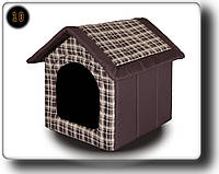 Домик для собаки или кота R2  HOBBYDOG 44х38х45 см