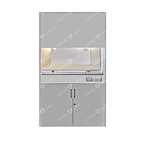 Шкаф лабораторный вытяжной одностворчатый ШВ-1