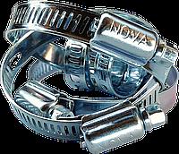 Хомут металевий 10-16