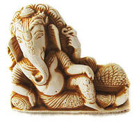 Нецкэ Ганеша индийский Бог богатства