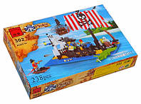 """Конструктор Brick """"Піратська серія"""" 302   238д"""