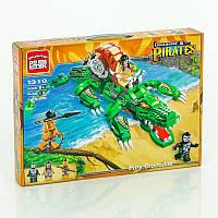 """Конструктор Brick """"Піратська серія"""" 1310  538д"""