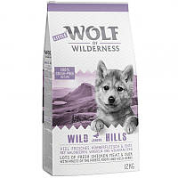 Wolf of Wilderness Wild Hills Junior 2x12кг