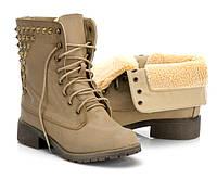 Женские ботинки KHAKI