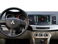 Штатная магнитола для Mitsubishi Lancer X Windows