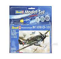 Конструктор Model Set Самолет Messerschmitt 1:72 Revell 64160