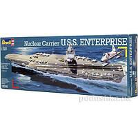 Конструктор Авианосец Enterprise 1:720 Revell 05046