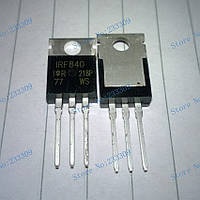 Транзистор IRF840APBF, MOSFET N-Канал