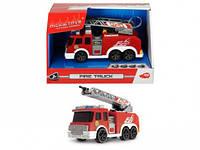 """Функциональное авто """"Пожарная служба"""" со звук., Свет. и водным эффектами, 15 см, 3+"""
