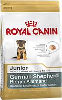 Роял Канин для щенков Немецкой овчарки до 15 мес.(Royal Canin German Shepherd Junior) 12 кг.