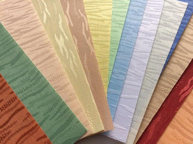 Готовые рулонные шторы Лазур от 375 грн