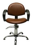 Парикмахерское кресло Моника на гидравлике