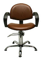 Парикмахерское кресло Моника на гидравлике, фото 1