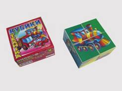 Кубики Техника
