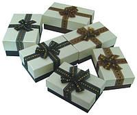 Коробка подарочная 3 в 1 ASM11-504/506-1202 (19х12х7,3см) прямоугольная форма (в ассортименте)