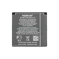 Аккумуляторная батарея на Nokia BP-6M  для мобильного телефона, аккумулятор.