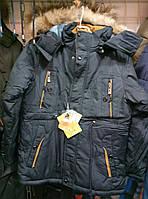 Стильная подростковая куртка зима