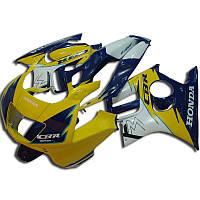 Пластик для мотоцикла Honda CBR600 F3 95-96 Blue/ Yellow