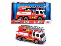 """Функциональное авто """"Пожарная служба"""" со звук., Свет. и водным эффектами, 3+"""