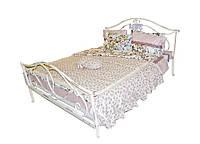 Кровать двуспальная с ламельной основой ТМ Прованс 200*160 см