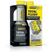 XADO Atomex TotalFlush - очиститель маслосистемы двигателей