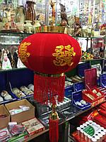 Китайский фонарь красный