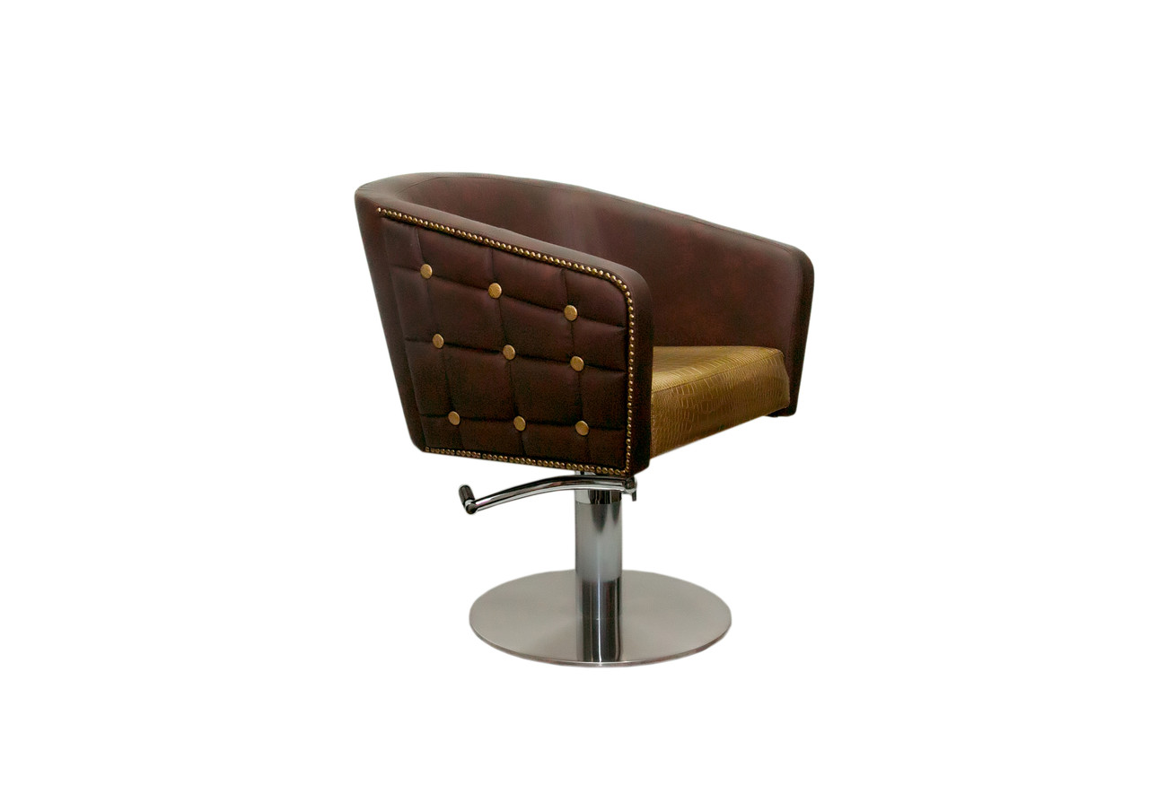 Парикмахерское кресло Престиж на гидравлике