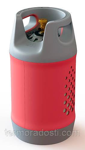 Газовый баллон композитный HPCR-G.12, 24,5 л. (Чехия)