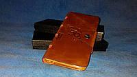 Мужской кожаный портмоне, бумажник Bailini в подарочной упаковке, фото 1