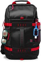 "Рюкзак для ноутбука 15.6"" HP Odyssey Sport Backpack X0R83AA черный"