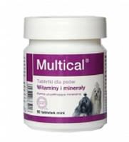 Мультикаль мини (Multical) витаминно-минеральный комплекс для собак 90 табл.,48 гр.