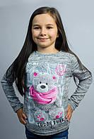 Стильная модная детская туничка.Польша.128р, фото 1