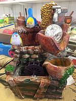 Фонтан декоративный интерьерный Птички