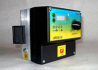"""Контроллер-регулятор отопительной системы """"KROS-10"""" для систем до 11 кВт"""