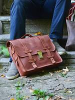 Кожаные портфели для деловых людей