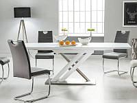 Стеклянный стол Alzano
