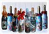 Подарки на новый год 2019 Новогоднее оформление шампанского