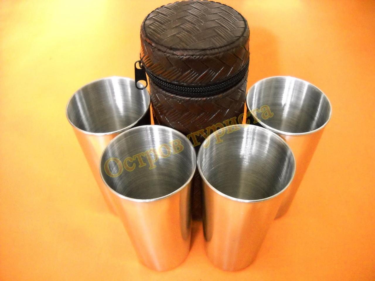 Набор стаканов 100мл 4шт