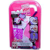 Детский набор для творчества Барби студия дизайна Mattel