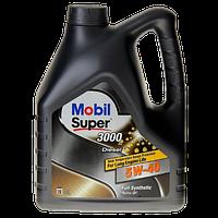 Mobil Super 3000 X1 Diesel 5W-40 (4 литра)