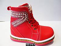 Демисезонные ботинки для девочки, 22 размер (13 см)