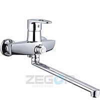 Смеситель кран для ванны Zegor NKE-A180, фото 1