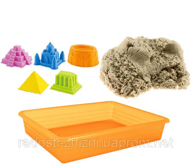 Акция! Кинетический песок WABAFun в наборах