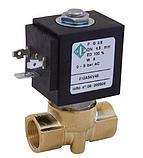 Электромагнитный клапан прямого действия 21A8KT45 (ODE, Italy), G1/2, фото 2
