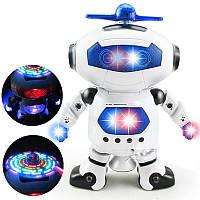 """Интерактивный Робот Танцор 360 """" свет и звук"""