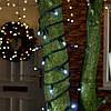 Светодиодная нить 20м, Белая,200 LED уличная
